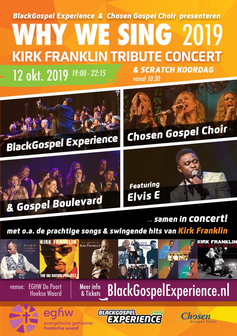 Why We Sing 2019 | Gospel Concert